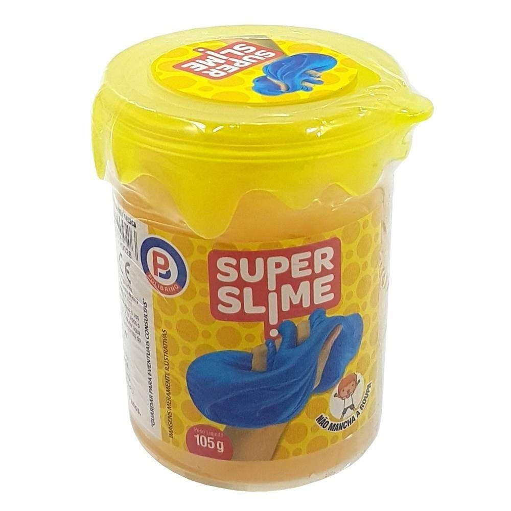 SUPER SLIME AMARELO MACRO