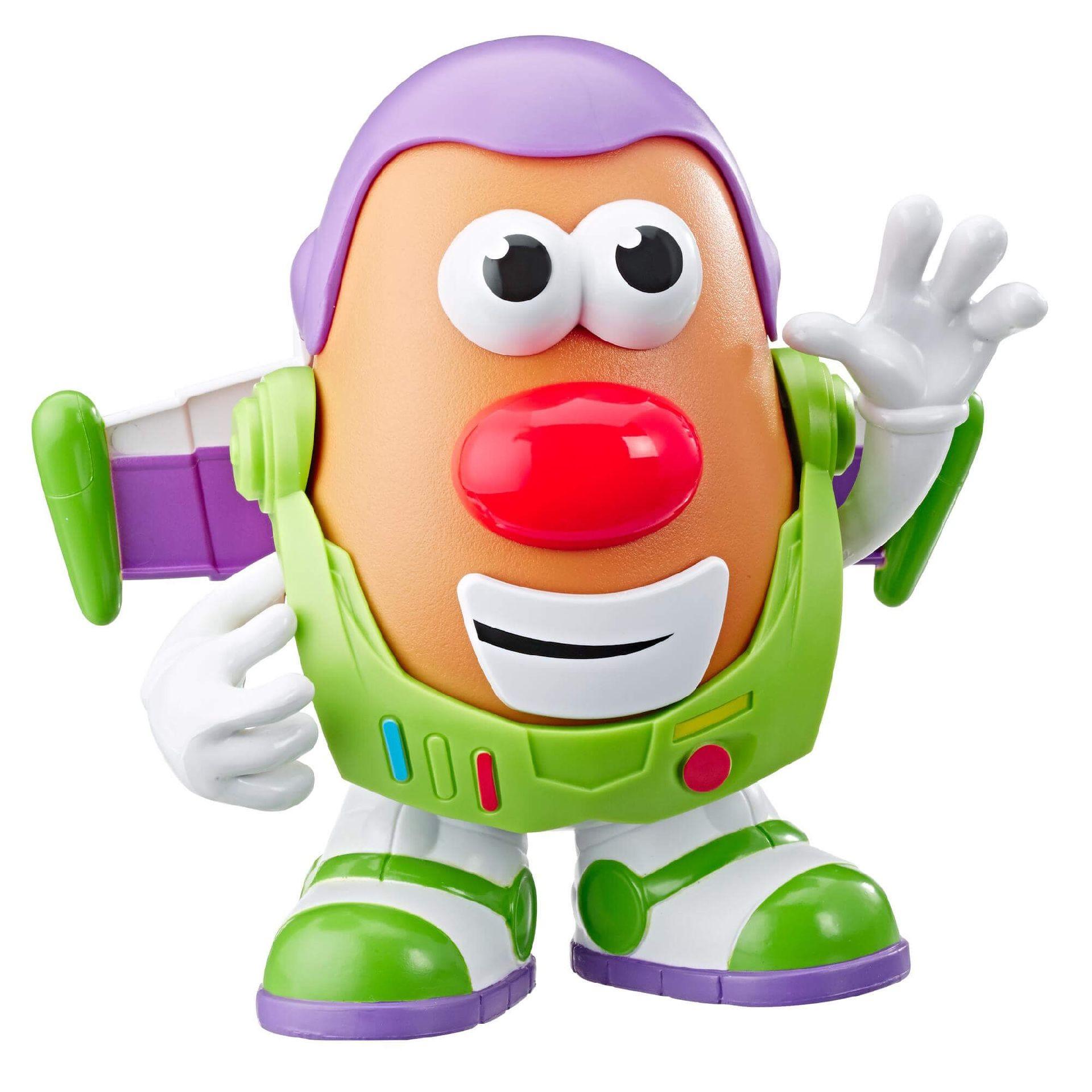 Boneco Sr. Cabeça de Batata Buzz Lightyear - HASBRO