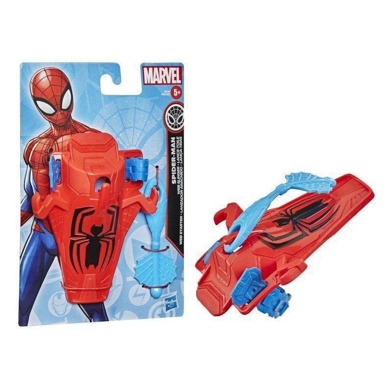 LANCADOR MARVEL SPIDER MAN HASBRO