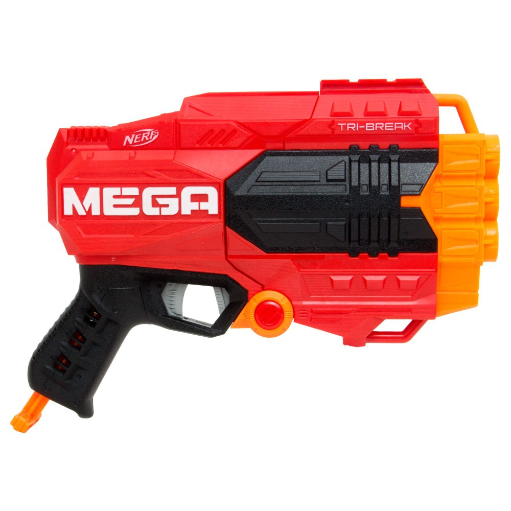 Nerf Mega N-Strike Tri-Break – Hasbro – E0103