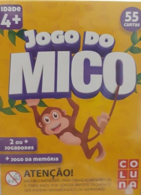 JOGO DA MEMORIA MICO COLUNA