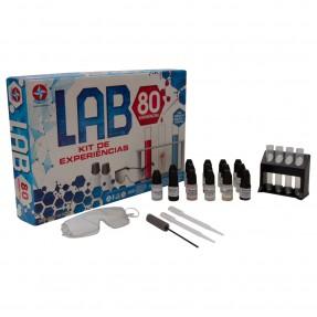 LAB – 80 Experiências Químicas pra Fazer em Casa! – Estrela