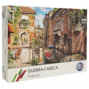 Quebra-Cabeça 1000 Peças – Veneza – Pais & Filhos