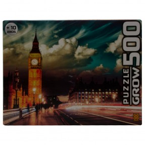 PUZZLE GROW 500 – LONDRES – GROW – 03456