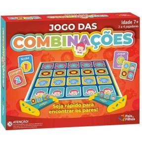 Jogo das Combinações Pais e Filhos