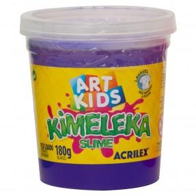Kimeleka Slime Violeta 180g – Acrilex