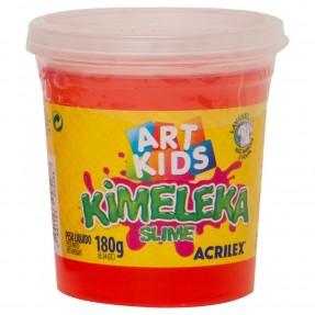 Kimeleka Slime Vermelha 180g – Acrilex