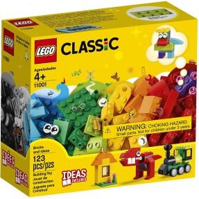 LEGO CLASSIC - PECAS E IDEIAS
