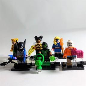 Lego Minifgures - Personagens DC