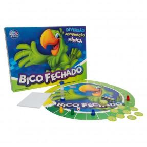 Jogo Bico Fechado – Pais & Filhos