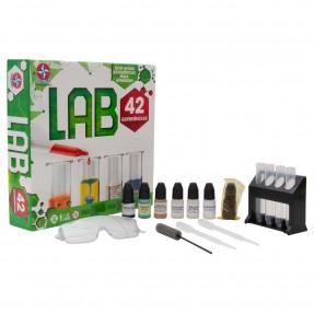 LAB – 42 Experiências Químicas pra Fazer em Casa – Estrela