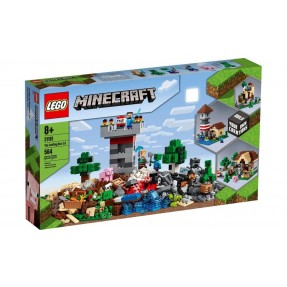 LEGO MINECRAFT - THE CRAFTING BOX 3.0 564PCS