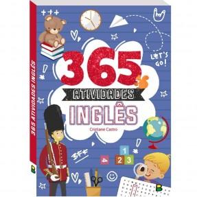 LIVRO 365 ATIVIDADES INGLES TODOLIVRO