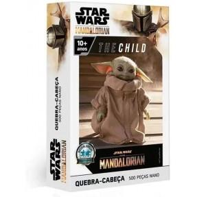 QUEBRA CABECA 500PCS STAR WARS THE CHILD TOYSTER