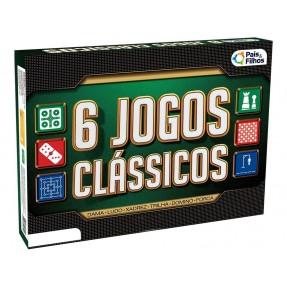 JOGOS REUNIDOS 06 CLASSICOS PAIS E FILHOS