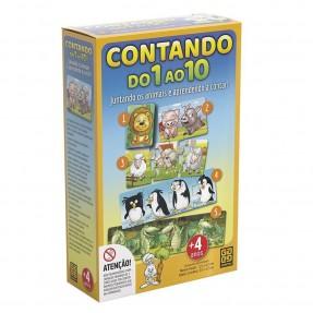 CONTANDO DO 1 AO 10 GROW