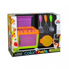 KIT FOGAO COLOR CHEFS USUAL