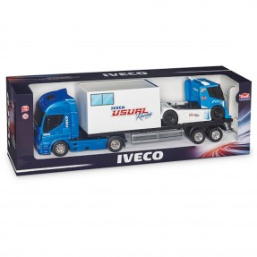EQUIPE IVECO  RACING USUAL