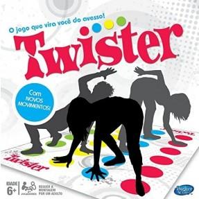 Jogo Twister Refresh Hasbro