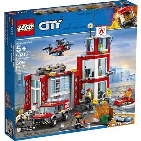 LEGO CITY - QUARTEL DOS BOMBEIROS 509PCS