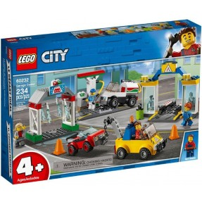 LEGO CITY - CENTRO DE ASSITENCIA AUTOMOVEL 234PCS