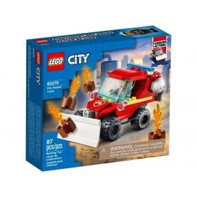 LEGO CITY - JIPE DE ASSISTENCIA DOS BOMBEIROS 87PCS