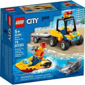 LEGO CITY - OFF ROAD DE RESGATE NA PRAIA 79PCS