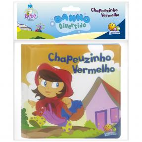 LIVRO BANHO DIVERTIDO CHAPEUZINHO VERMELHO TODOLIVRO