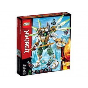 LEGO NINJAGO - ROBO TITAN DO LLOYD 876PCS