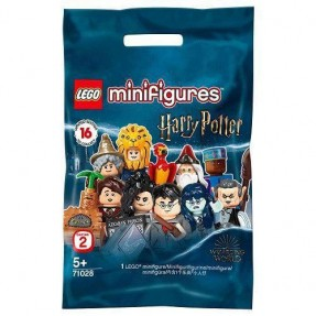 LEGO MINIFIGURES - SERIE 2 HARRY POTTER SORTIDO