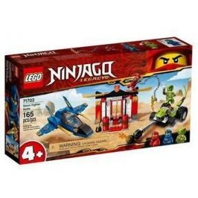 LEGO NINJAGO LEGACY - BATALHA LUTADOR DA TEMPESTADE 165PCS