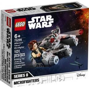 LEGO STAR WARS - MICROFIGHTER MILLENIUM FALCON 101PCS