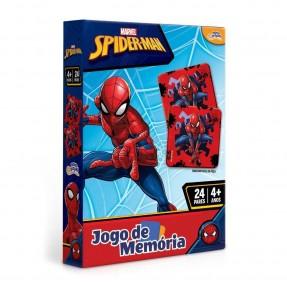JOGO DE MEMORIA SPIDER MAN TOYSTER