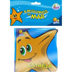 LIVRO AMIGUINHOS DO MAR II ESTRELA TODOLIVRO