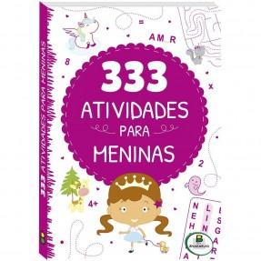 LIVRO 333 ATIVIDADES MENINAS TODOLIVRO