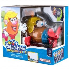 Boneca Sra Cabeça de Batata - Avião Divertido 18 Peças - Toy Story - Hasbro