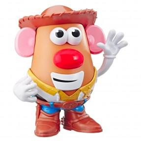 Boneco Sr. Cabeça de Batata Xerife Woody - HASBRO