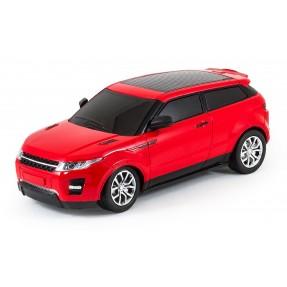 Carro de Controle Remoto Land Hover Vermelha - DM Toys