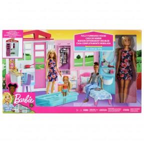 Casa da Barbie Glam com Boneca - Mattel