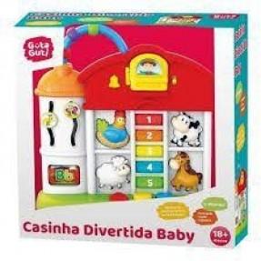 CASINHA DIVERTIDA BABY DM BRASIL