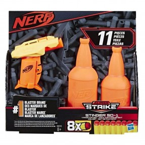 Lançador NERF Alpha Strike Stringer SD-1 - Hasbro
