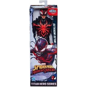 BONECO SPIDER MAN TITAN HERO MILES MORALES HASBRO