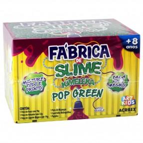 Fábrica de Slime Kimeleka Pop Green - Acrilex