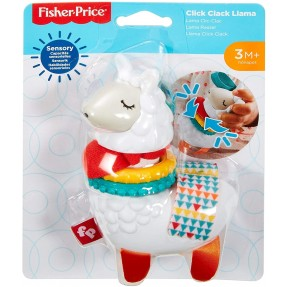 CHOCALHO LHAMA DIVERTIDO FISHER PRICE