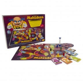 Jogo Senhor Malvadeza – Pais & Filhos