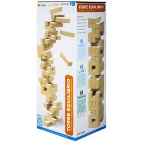 Jogo Torre Equilíbrio - JUNGES