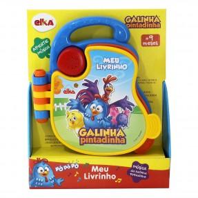 Meu Livrinho Galinha Pintadinha - Elka 940