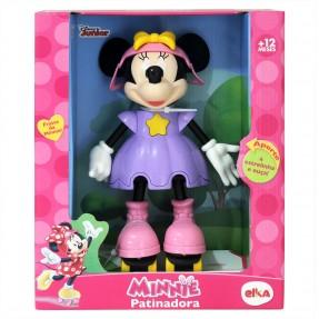 Minnie Patinadora - Elka