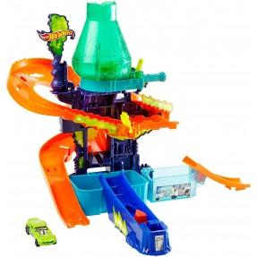 Pista Hot Wheels Estação Cientifica - Mattel