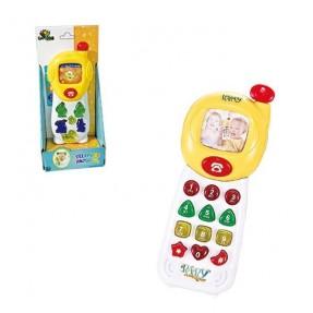 TELEFONE BABY MUSICAL ZEIN